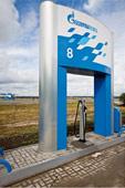 Колонна Газпром